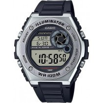 Casio MWD-100H-1AVEF Collection pour hommes 50mm 10ATM
